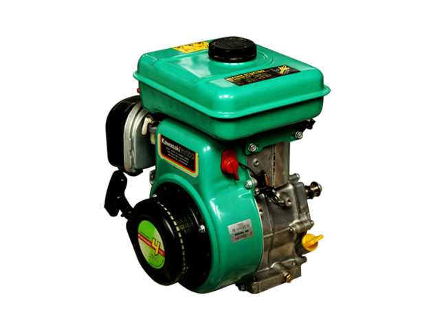 Kawasaki FG150D / FG150G (3 6 HP) small engine: review and