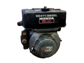 Honda GCV160 (5 5 HP) small engine with vertical shaft: review and specs