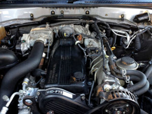 Toyota 1HD-FTE