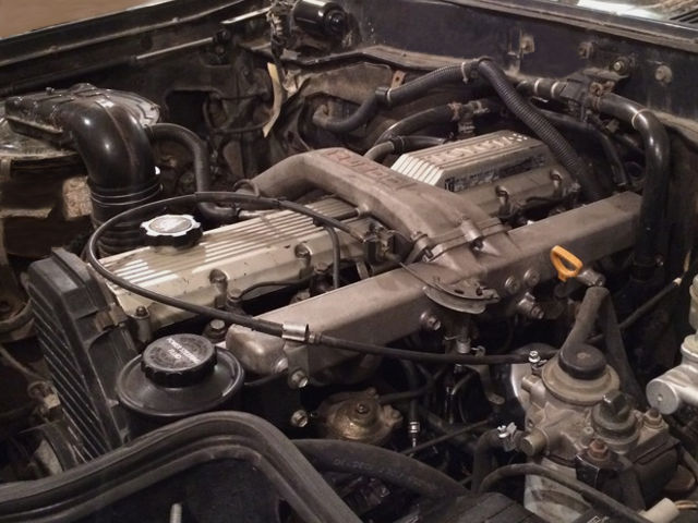 Toyota 1HD-T (4 2 L, 12 valves) turbo diesel engine: specs and