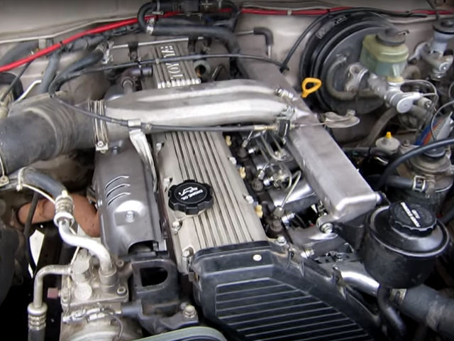 Toyota 1HZ (4 2 L, SOHC, 12 valves) diesel engine: specs and