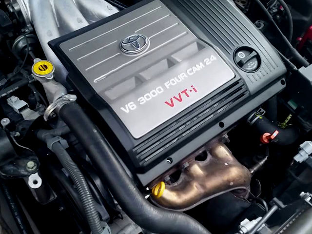 Toyota 1MZ-FE (3 0 L, V6, VVT-i) engine: review and specs