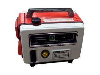 Bob Richards Toyota >> Portable generator Honda EM300: review, specs, engine service data