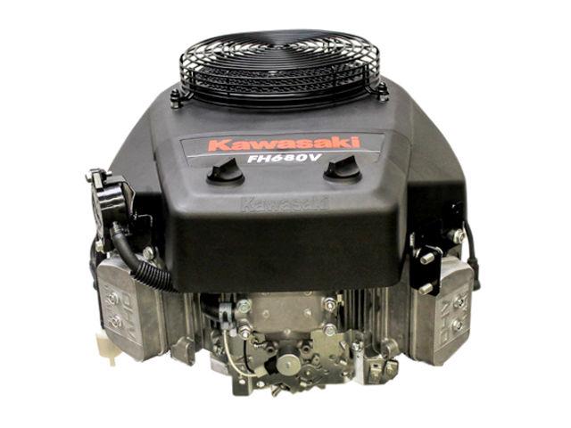 Kawasaki FH680V (675 cc, 23 0 HP) vertical V-Twin engine