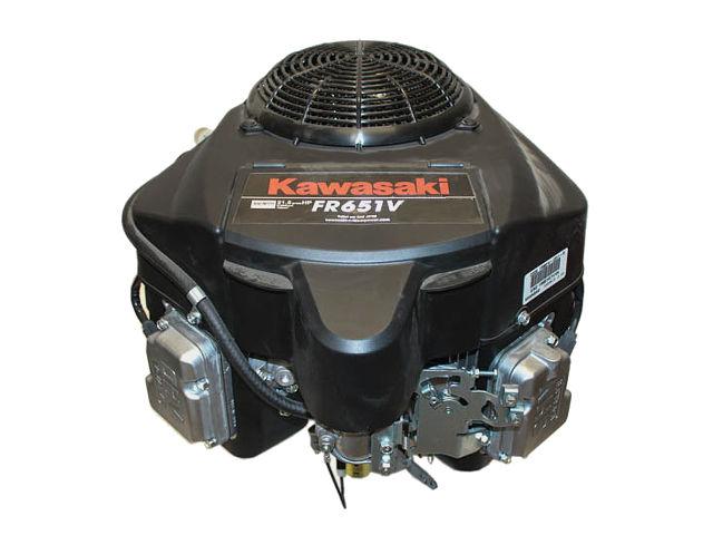 Kawasaki FR651V (726 cc, 18 8/21 5 HP) vertical V-Twin engine