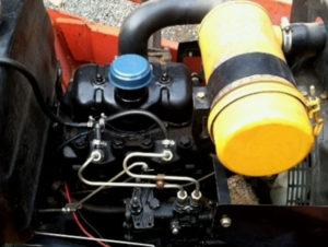 Toyosha S126 diesel engine