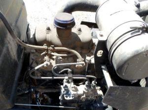 Toyosha S148 diesel engine