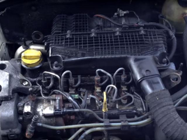 Renault Kangoo 1.5 Dci K9K Engine Big End Bearing