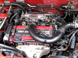 Nissan CA18DE engine