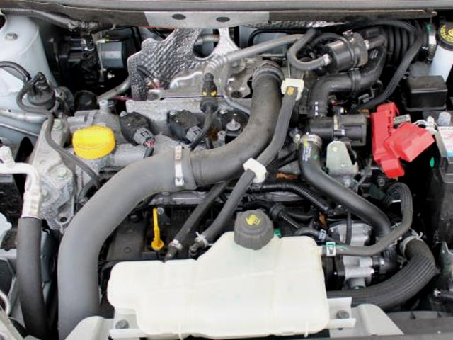 Nissan HRA2DDT (DIG-T) / Renault H5Ft engine: review and specs