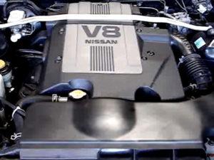 Nissan VH41DE