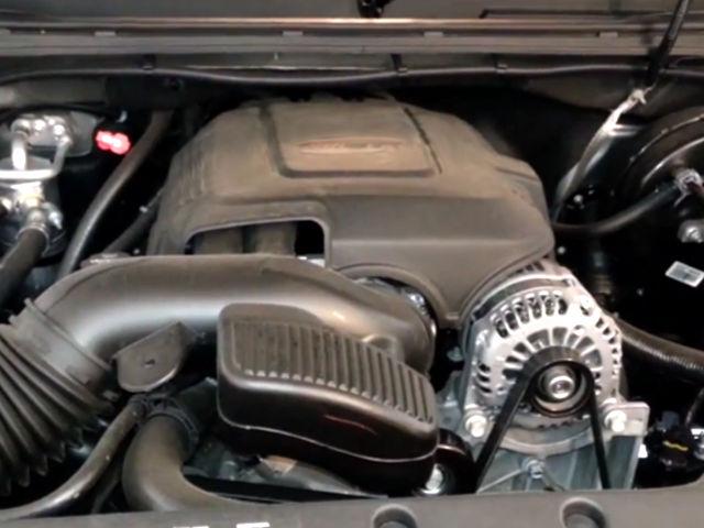 GM / Chevy LR4 Vortec 4800 V8 engine: review and specs