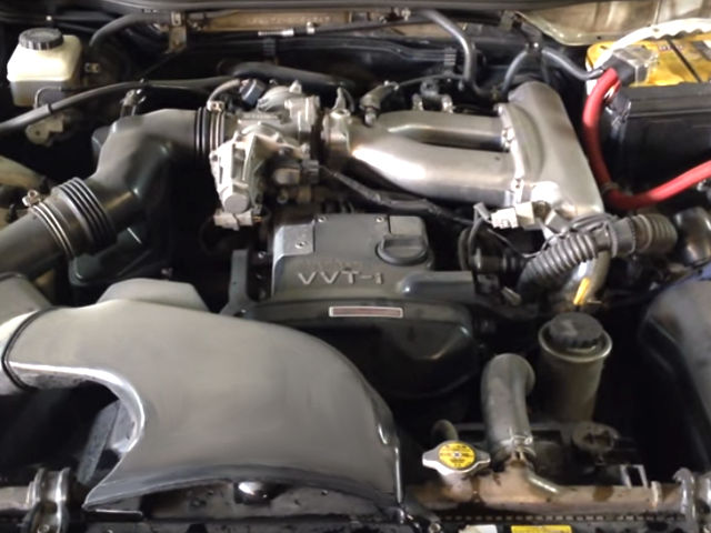 Toyota 1JZ-GE (2 5 L, DOHC) engine: specs and review