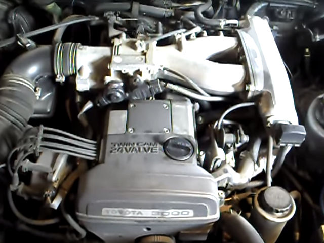 Toyota 2JZ-GE (3 0 L, DOHC) engine: specs and review