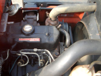 Toyosha S126 (23 0 HP) diesel engine: review and specs