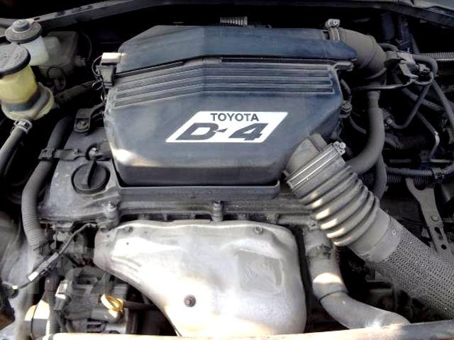 Toyota 1AZ-FSE (2 0 DOCH VVT-i D-4) engine: review and specs