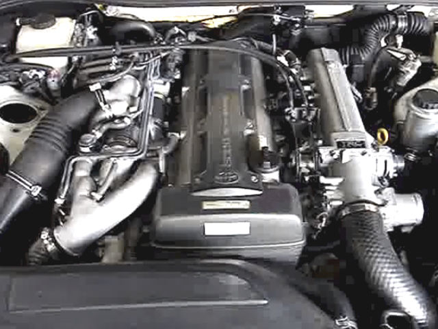 Toyota 2JZ-GTE (3 0 L, Turbo) engine: specs and review