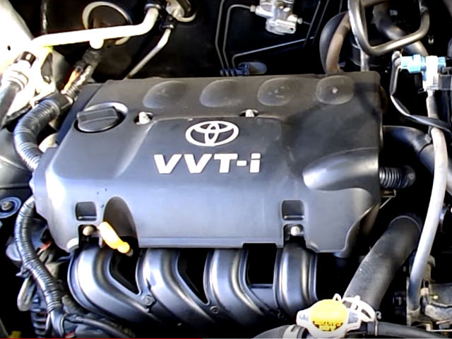 Toyota 2NZ-FE (1 3 L) engine: review and specs, service data