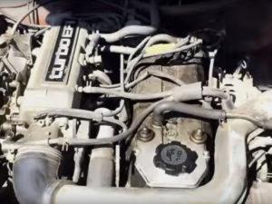 Toyota 22R-TE