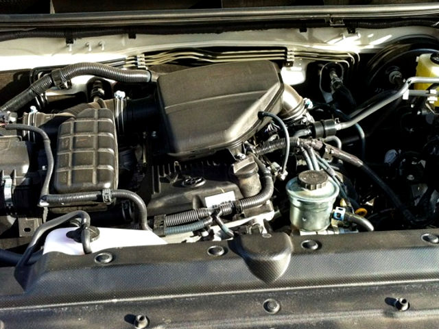 Toyota 2TR-FE (2 7 L, DOHC) engine: review and specs, service data