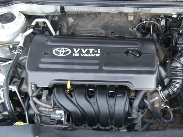 Toyota 3ZZ-FE (1 6 L, VVTi, DOHC) engine: review, specs