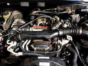 Toyota 2L-TE