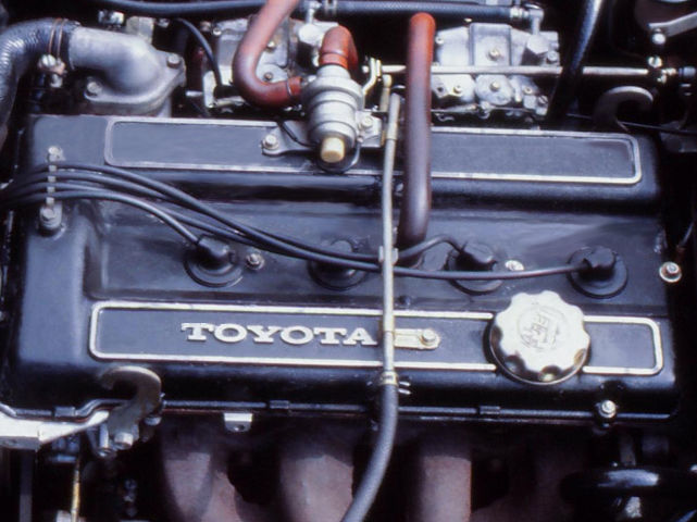 Toyota 2T-G (1 6 L, DOHC) engine: specs and review, service data