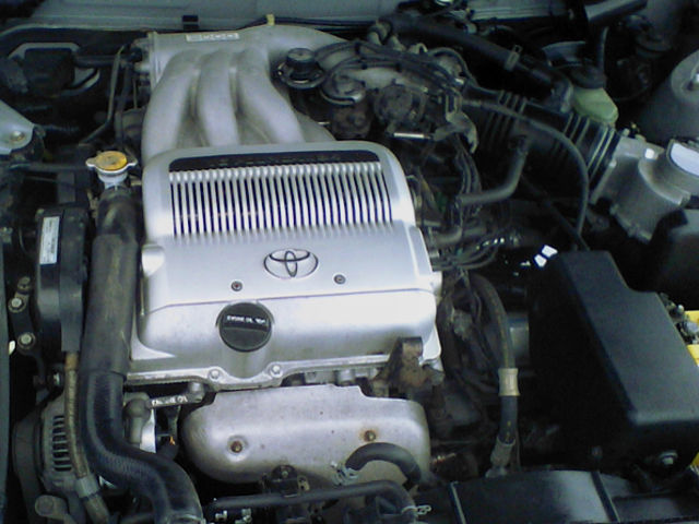 Toyota 3VZ-FE (3.0 L, V6, DOCH) engine: review and specs, service dataEngine Specs