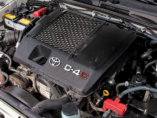 Toyota 2KD-FTV (2 5 D-4D) diesel engine: specs, review, service data