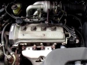 Toyota 5E-FE