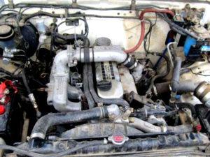 Nissan TD27T