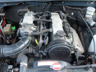 List of Suzuki gasoline automobile engines