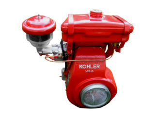 Kohler K241 (10 0 HP, 391 cc) engine: review and specs