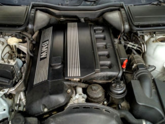 List of BMW gasoline engines: code, displacement, power and torque