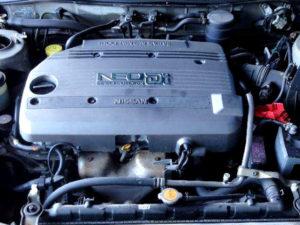 Nissan QG18DD