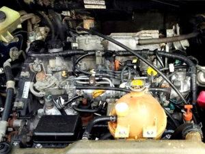 Toyota 3C-TE