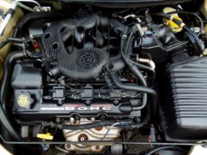 Chrysler 2.7 L V6 (ERR)
