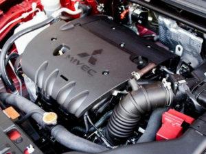 Mitsubishi 4B11
