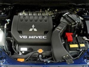 Mitsubishi 6B31